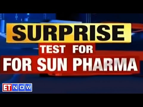 Sun Pharma Tanks 3% On Surprise USFDA Visit To Dadra Plant
