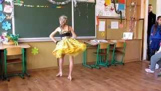 Новогодний танец Ча Ча Ча
