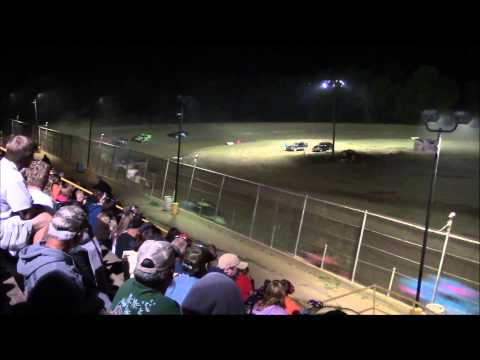 Butler Motor Speedway UMP Modified Feature 8/22/15