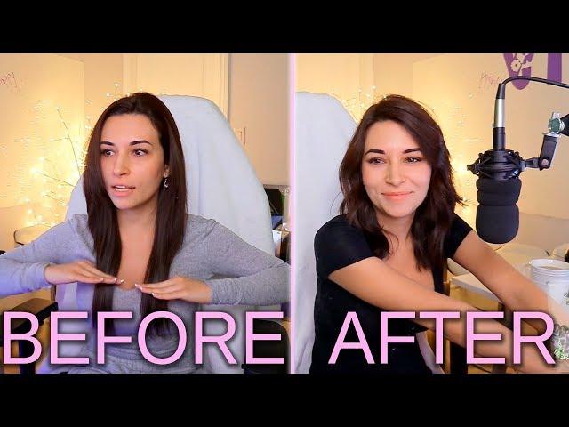 Cutting my Hair on Stream!