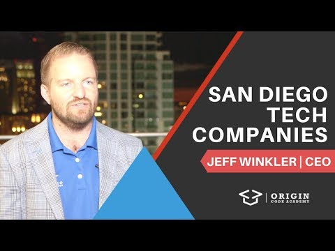 How Origin Code Academy Develops New Talent To Attract Tech Companies To San Diego