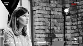 Как подготовиться к работе на камеру? Мастер-класс Ксении Соколянской для «Поколения М»