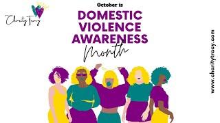 Domestic Violence Awareness Month Recap