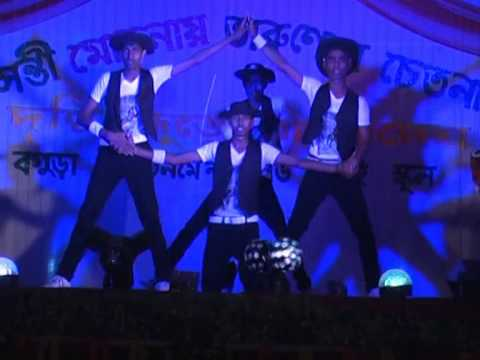 Dance tir hara--- Bogra Cantonment Board High School.