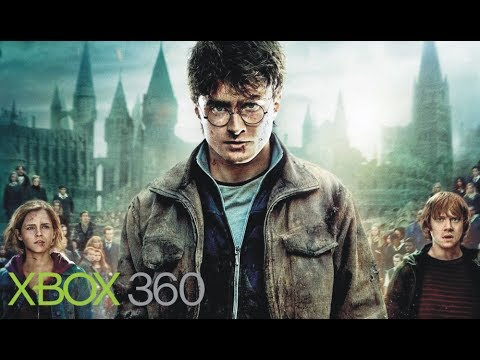 Harry Potter e as Relíquias da Morte. Parte 2.XBOX 360