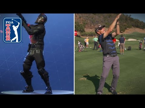 The KFAN Bits Page - Watching PGA Champions players do Fortnite dances will burn your eyes