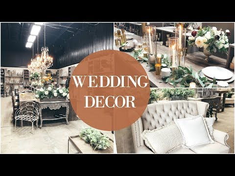 DESIGNING OUR WEDDING DECOR!  Wedding Planning