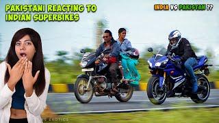 Pakistan Reacts To Indian Superbikes