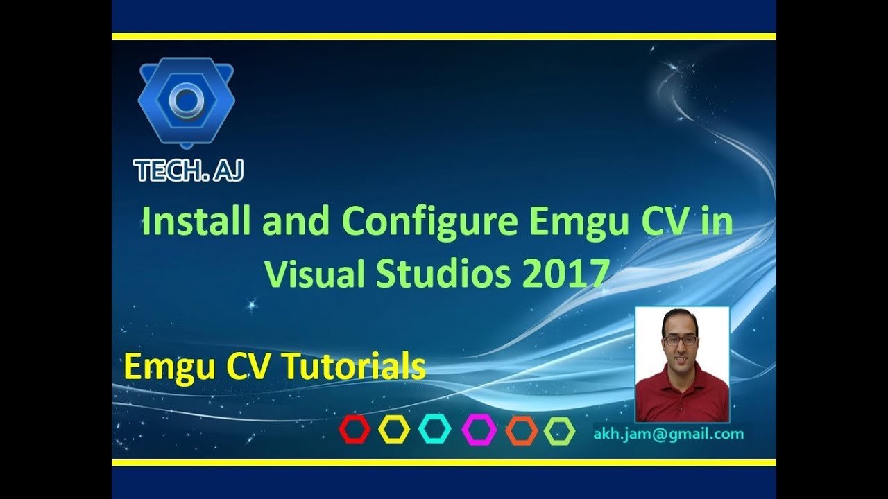 emgu cv  1  how to download  install and configure emgucv with visual studios