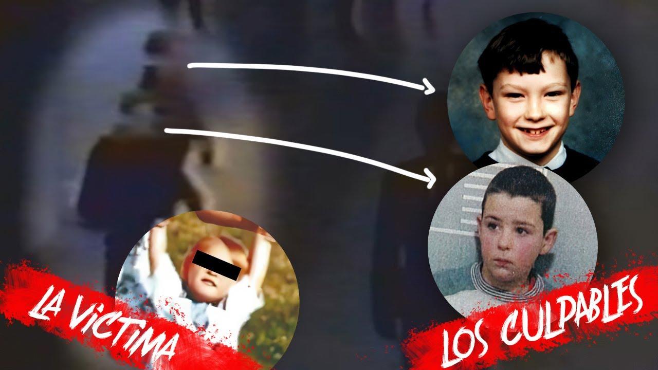 James Bulger: El niño raptado por niños (Documental)
