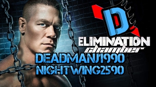 WWE Elimination Chamber 2017 Predictions #WWE #HOF #WWEChamber #WWENetwork