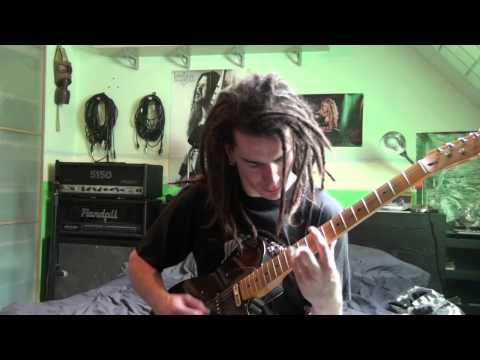 Dying Fetus From Womb To Waste Guitar Cover
