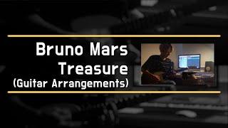 Download Bruno Mars - Treasure (Guitar Cover)  / 학생연주
