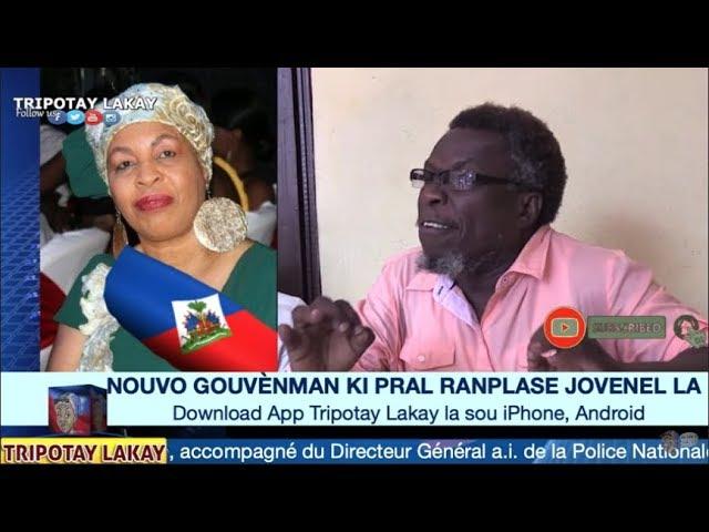 Men Nouvo Gouvènman k'ap ranplase Prezidan Jovenel la selon òganizasyon Rasanbleman pou sove Ayiti
