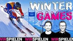Steep Winter Games: Olympische Stürze und Fail-Versuche | WIRSPIELEN