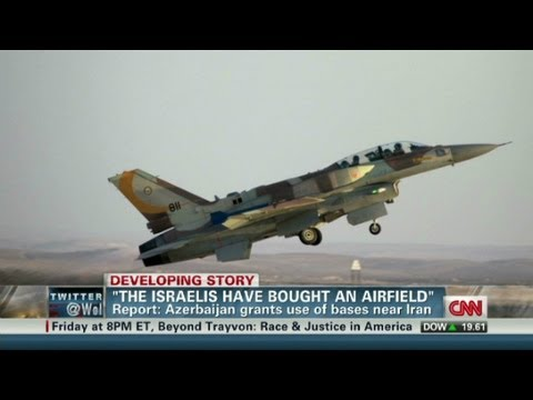 Can Israel use air bases near Iran?