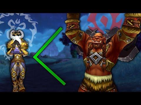 """Blizzard Faworyzuje Horde..."" - Pogadanka"