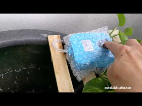 Solar Powered Air Pump With Rechargeable Battery