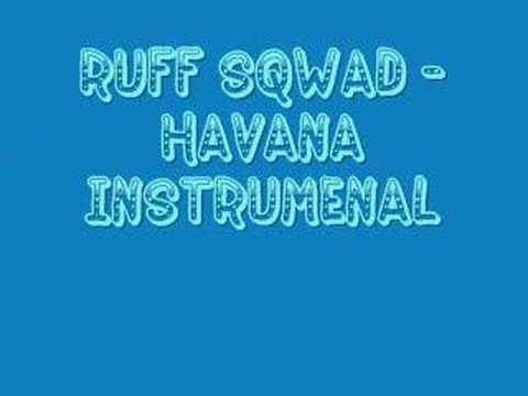 Ruff sqwad - xtc instrumental