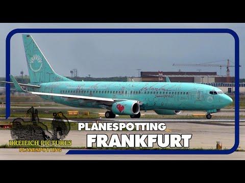 Planespotting Frankfurt Airport | August 2017 | Teil 1