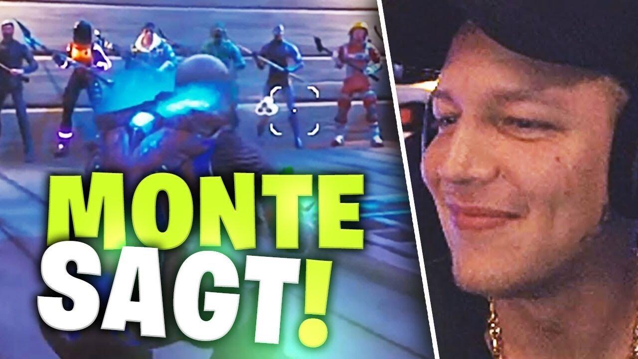 Monte Fortnite
