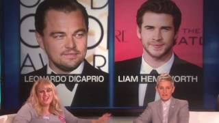 Rebel Wilson on Ellen Show online video cutter com