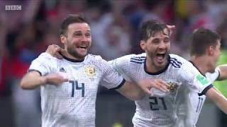 Spain vs Russia (3-4) Full Penalties Shootout