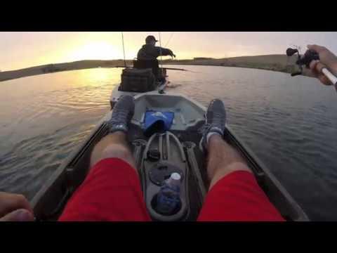 Ascend 10T Kayak Bass Fishing