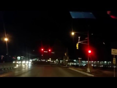 Driving by Absecon,New Jersey