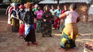 CHIODA: An African Traditional Dance In The Eastern Province Of Zambia And Central Region Of Malawi