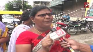 Currency Ban Effect In Tirupati ||99tv||