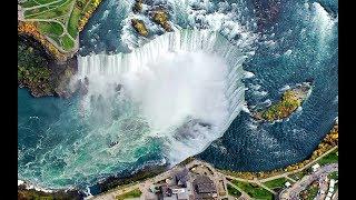 AMAZING  NIAGARA FALLS, CANADA 2017