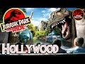 Jurassic Park: The Ride   Universal Studios Hollywood 2016   HD