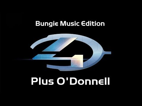 Halo 4 Plus O'Donnell - Bungie Music In All Cutscenes | Game Movie | Music Swap | 1080p 60 Fps