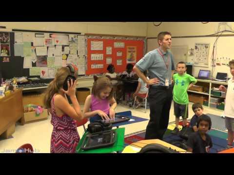 Dan Beal talks iPads, JamHubs, grants, elementary music ed & more