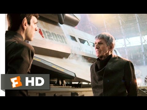 Star Trek 89 Movie   Spock Meets Spock 2009 HD