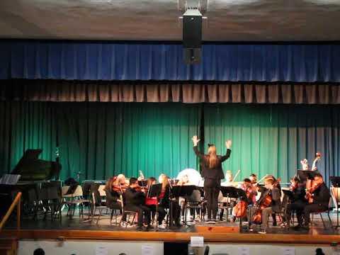 7th Grade Orchestra  Sakura
