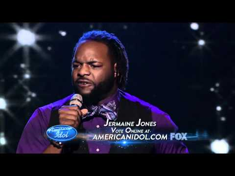 Jermaine Jones - Dance With My Father - American Idol 11 - Top 13 Boys