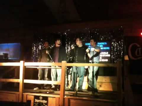 Bell Tower Boys Karaoke Surprise