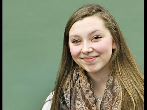 Josie Everett: Poetry Out Loud State Finalist | The Sioux City Journal