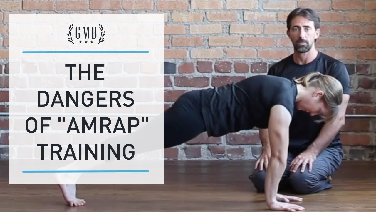 Why You Should Quit Doing AMRAP Workouts