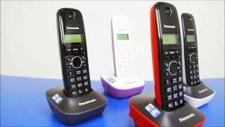 Радиотелефон Panasonic KX. Купить радиотелефон Panasonic (Панасоник). Выбрать радио телефон.