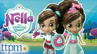 Nella The Princess Knight Style Me Knight Nella and Princess Nella from Vivid Toy Group