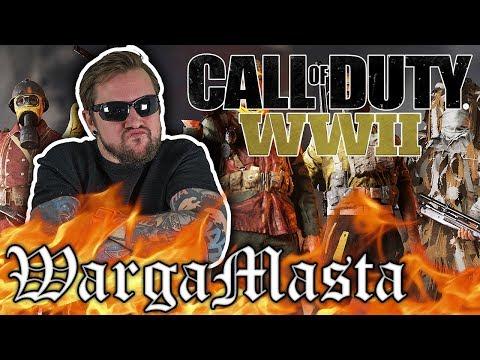 CISNĘ W MULTI! - CALL OF DUTY WW2 - WarGra