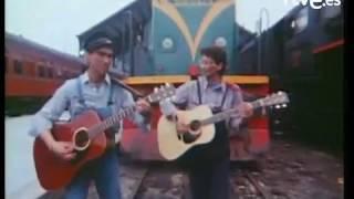 MINUIT POLINIA (6.16) - Preparando nuevas vias para el viejo tren