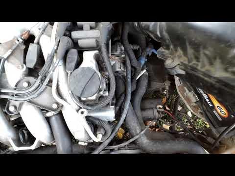 Двигатель плохо заводится на горячую на холодную.