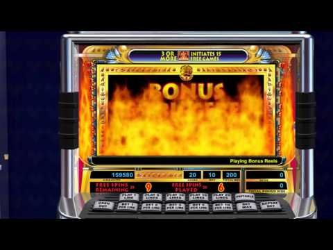 Cleopatra 2 Slot Machine Bonus Win $4 Bet !!! Live Play from YouTube · Duration:  5 minutes  · 9 000+ views · uploaded on 10/07/2017 · uploaded by NG Slot
