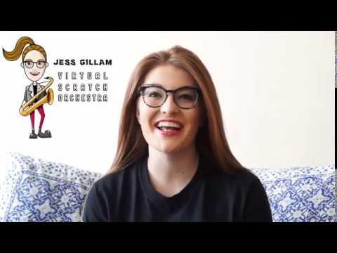 Download Jess Gillam Virtual Scratch Orchestra