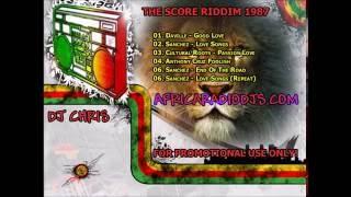 Score Riddim Mix