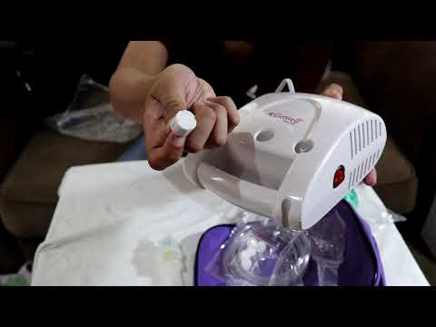 Getwell nebulizer review
